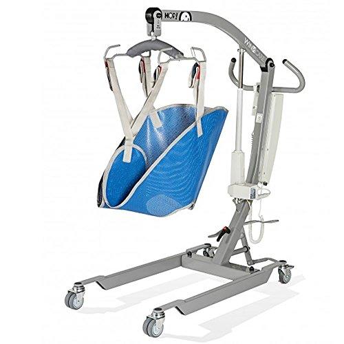 Gr�a El�ctrica para pacientes E-150 arnes de ducha-Unidad
