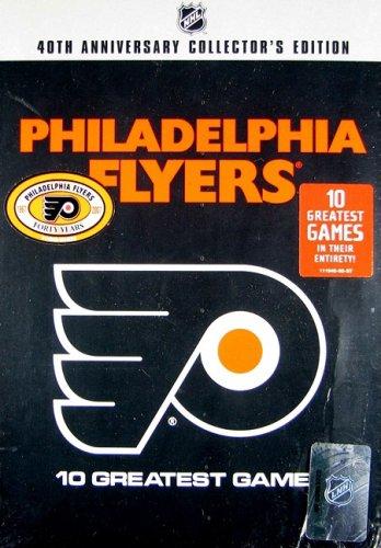 NHL Philadelphia Flyers Greatest Games Set