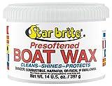 STAR BRITE Presoftened Paste Wax - 14 oz