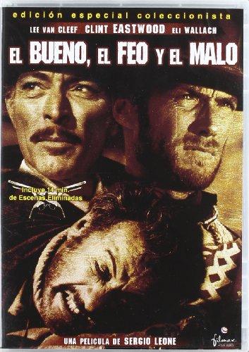 El Bueno, El Feo Y El Malo (Edición Especial Coleccionista) [DVD]