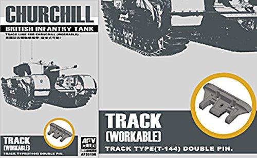 AFV Club 1/35 Churchill réalisable track # 35156