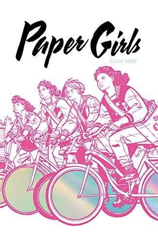 Paper Girls Deluxe Edition, Volume 3