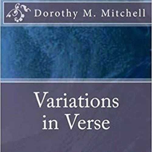 Variations in Verse audiobook cover art