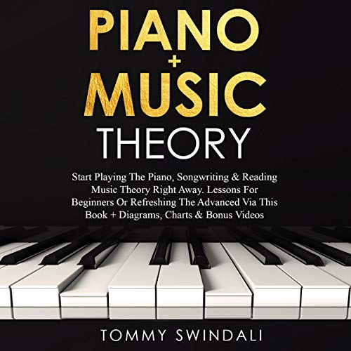 Piano + Music Theory cover art