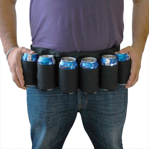 Beer Holster Belt For The Life Of The Party