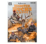 Realtree Monster Bucks XXVIII Volume 2 (2020 Released) - Deer, Elk, Big Game, Hunting Video DVD Collection Production (Volume 2)