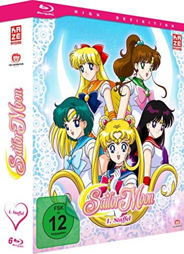 Sailor Moon - Staffel 1 - Gesamtausgabe - [Blu-ray]