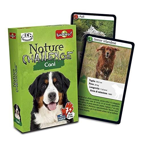 Bioviva Nature Challenge: Cani