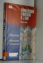 Chronologie d'histoire de l'art de Dominique Chapon