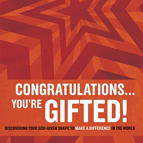 Congratulations...You're Gifted! audiobook cover art