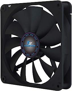 KingWin 80x80mm Long Life Bearing Case Fan Black CF-014LB