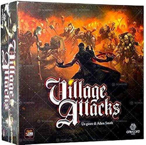 Asmodee Village Attacks - Italiano