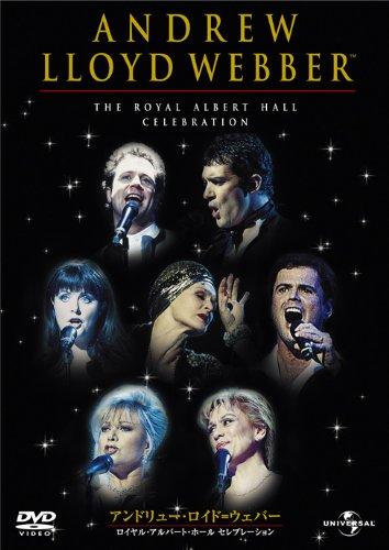 Sarah Brightman - Andrew Lloyd Webber - The Royal Albert Hall Celebration [Edizione: Giappone]