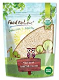Organic Oat Bran by Food to Live (Non-GMO,...