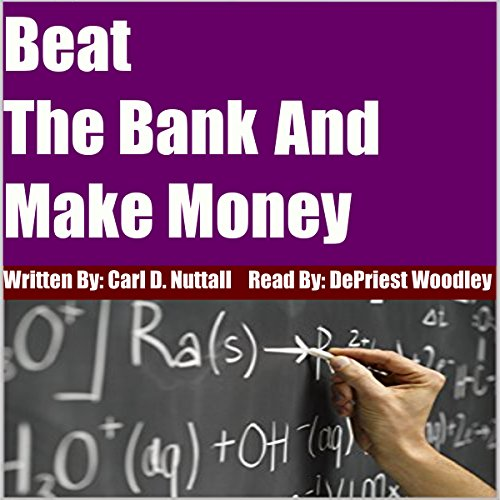 Beat the Bank and Make Money audiobook cover art