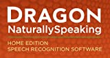 Dragon NaturallySpeaking Home 12, without Headset