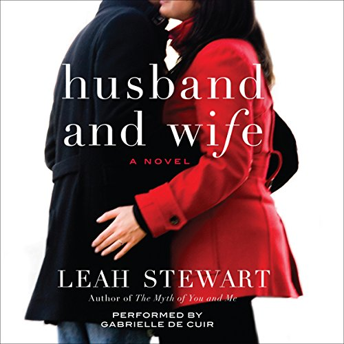 Husband and Wife audiobook cover art