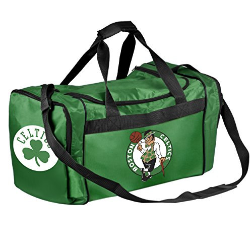FOCO Boston Celtics Core Duffel Bag