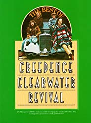 The Best Of Creedence Clearwater Revival (Piano Vocal Guitar)