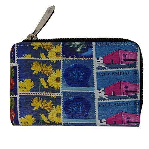 [ポール・スミス] 財布 キーケース 小銭入れ 名刺入れ カードケース スタンプ 切手 D81117