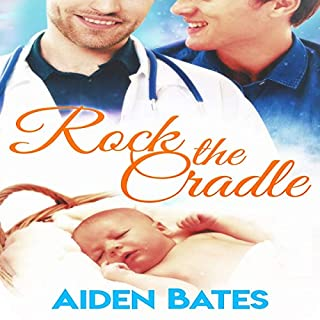 Rock the Cradle audiobook cover art