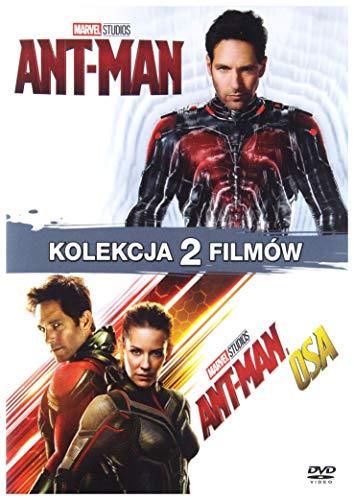 Ant-Man / Ant-Man and the Wasp [2DVD] (IMPORT) (Keine deutsche Version)