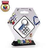 Rubik's Cube Porte-clés   Accessoire 3x3 Mini-Cube Porte-clé, Jouet Puzzle de Voyage