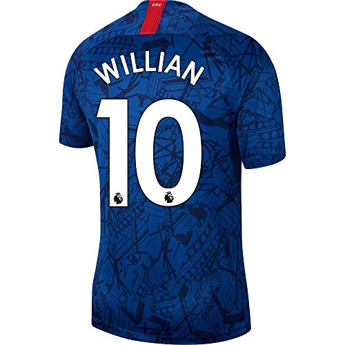Nike Chelsea Home Willian 10 Trikot 2019-2020 - S