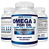 Arazo Nutrition Omega 3 Fish Oil