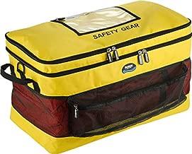 Boatmates Safety Gear Bag, Yellow, 12x21x15 (3118-6)