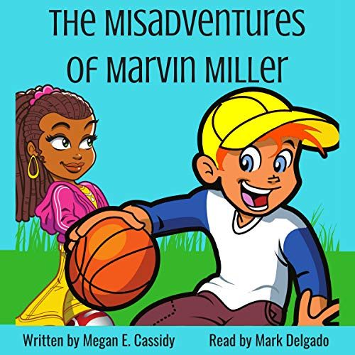 The Misadventures of Marvin Miller  By  cover art