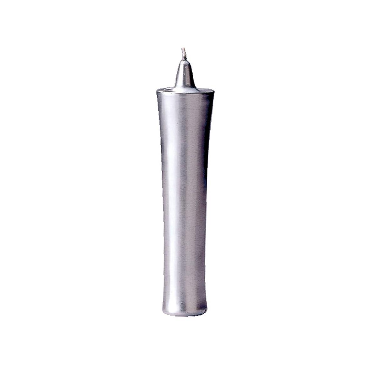 ライフル仮定バスカメヤマ 和ロー型(C)銀 22cm (1セット)