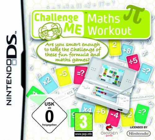 Challenge Me: Maths Workout [Edizione : Germania]