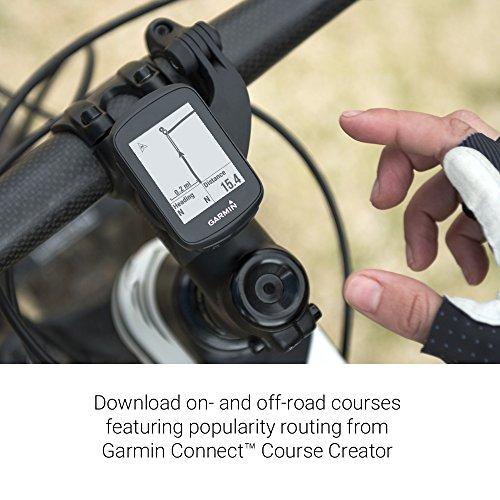 Garmin Edge 130 - Compteur GPS de Vélo - Noir
