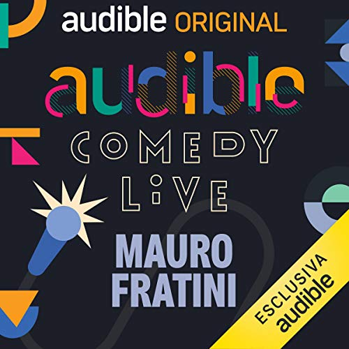 Audible Comedy LIVE #6 cover art