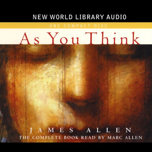 As You Think audiobook cover art