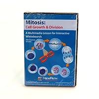 サイトライセンスCD-ROM:インタラクティブホワイトボード用マルチメディア レソン、ミトシス:セル成長と分、(78336)
