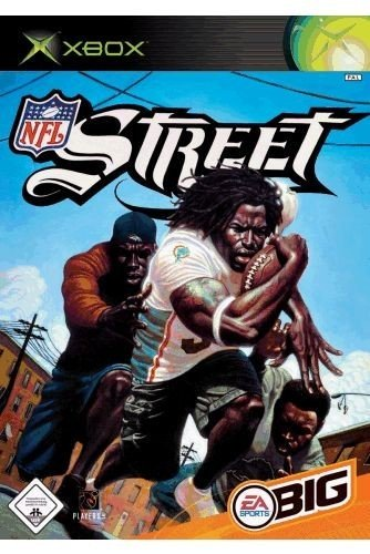 NFL Street [Importación alemana] [Xbox]