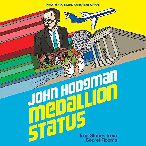 Medallion Status audiobook cover art