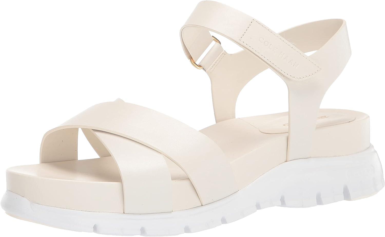 Cole Haan Women's Zerogrand Crisscross Sandal Flat