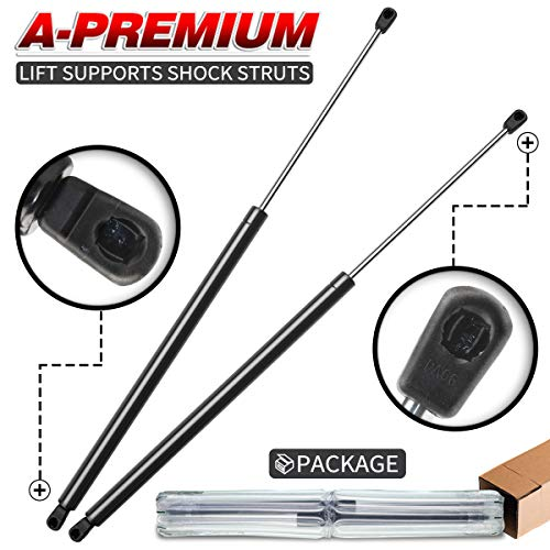 A-Premium Tailgate Rear Hatch Lift Supports Shock Struts Replacement for Honda Odyssey 1999-2002 2-PC Set -  GS0088