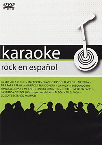 Karaoke Rock en Espanol [DVD]