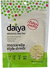Daiya, Vegan Cheese Mozzarella Shred, 8 Ounce