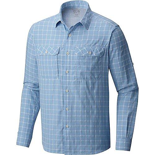 Mountain Hardwear Mannen Canyon Ac shirt met lange mouwen lange mouwen Shirt