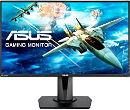 Asus VG275Q 27 inch Widescreen 100,000,000:1 1ms VGA/2HDMI/DisplayPort LCD Monitor w/Speakers (Black)