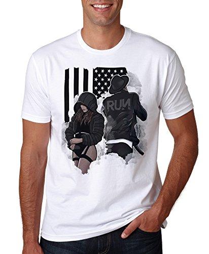 2020 Jay Z Shirt T Tee Beyonce Kanye West Yeezus Dope Tshirt Slay Lemonade Hip Hop - S