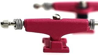 SOLDIER BAR Soldierbar Fingerboards Parts Trucks(34mm Red)