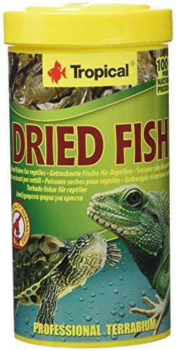 TROPICAL 11174 Nourriture pour plusieurs espèces de reptiles - 250 ml