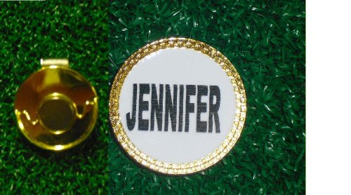 Best personalized golf ball marker hat clip for 2020