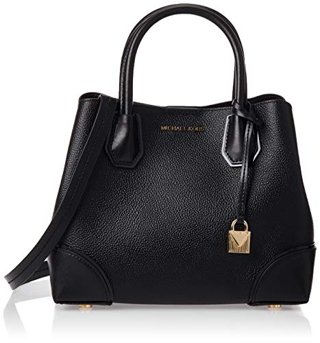 Designer: MICHAEL KORS Item: 30H7GZ5T1T Color: BLACK Season: Spring/Summer Material: 100% Leather